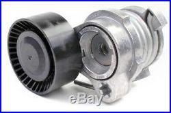 BMW Engine Belt Tensioner, Idler Pulley & Belt KIT For Waterpump/Alternator X5 OE
