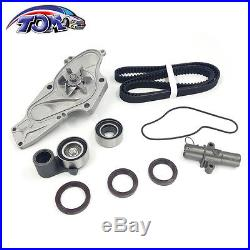 BRAND NEW TIMING BELT KIT With WATER PUMP FOR HONDA ACURA SATURN 3.0 3.2 3.7L