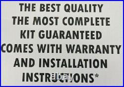 Banshee Clutch Side Rebuild Kit Water Pump Impeller Gear Bearing Billet Gasket