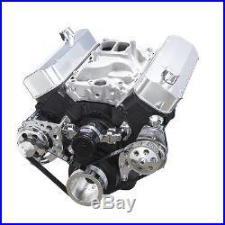 Chevy Big Block Alternator Bracket 396-427-454 Electric Water Pump