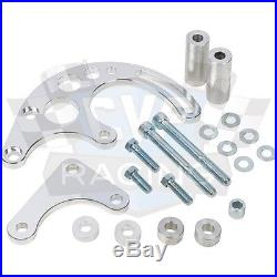 Big Block Chevy Serpentine Pulley Kit Electric Water Pump BBC 454 396 System