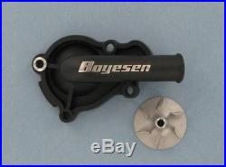 Boyesen Supercooler Water Pump Kit Black For Honda CRF450R 2002-2008 WPK-06B