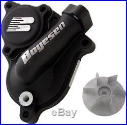 Boyesen Waterpump Cover + Impeller Kit Black Wr450r 03-13 Yz450f 03-09 WPK-38B