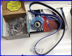 CIVIC Si B16 B16a Gates Blue Racing Timing Belt Water Pump Tensioner Kit