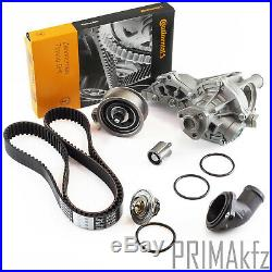 CONTI Zahnriemen + Rollen Wasserpumpe Thermostat Audi A4 B5 VW Passat 1.8 1.8T