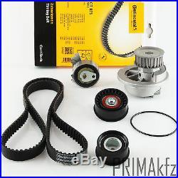 CONTITECH CT873 Zahnriemen + Rollensatz + Wasserpumpe Opel Vectra B 1.6i 16V Neu
