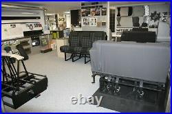 Campervan Smev 9222 Hob, Sink (L/H), Tap, Pump, Template & Install kit, 10l water