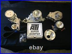 Chevy LS1 LS2 LS3 LS6 LS7 LQ4 LQ9 LSX Pulley Kit
