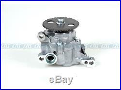 Chevy Suzuki 1.8L 2.0L 2.3L Timing Chain Kit+Water Oil Pump G18K J18A J20A J23A