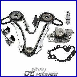 Chrysler Dodge 2.7l V6 Timing Chain Primary Tensioner Kit+water Pump 02 03 04 05