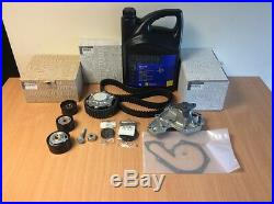 Clio Sport Cambelt Kit Dephaser Pulley Water pump Coolant & auxilary belt kit