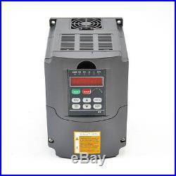 Cnc Spindle Kit 1.5kw 110v Water Cooled Spindle Motor+inverter+clamp+pump+pipe