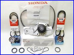 Complete Honda Odyssey Timing Belt & Water Pump Kit 02 03 04 19200-P8A-A02 H-44