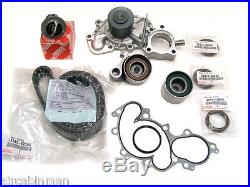 Complete V6 3.4 TIMING BELT KIT & WATER PUMP Genuine & OE Manufacture Parts