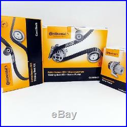 Contitech Zahnriemensatz Wapu Audi A3 VW Golf V BKD BMN 2.0TDI 16v CT1051WP2