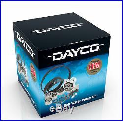 DAYCO TIMING BELT KIT + WATERPUMP for TRITON 09/09-ON 2.5L Turbo D/L MN HP 4D56T