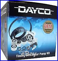 DAYCO Timing Belt Kit inc Waterpump FOR TOYOTA Hilux 11/97-4/05 3L D/L LN167R 5L