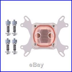 DIY PC Liquid Water Cooling Radiator Kit 240mm Pump Reservoir CPU GPU HeatSink