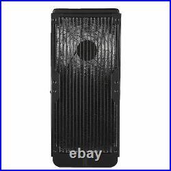 DIY PC Water Cooling Heatsink Cooler Kit GPU Head LED Fan+240MM Water Row+Pump