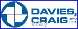 Davies Craig 115L/min Electric Water Pump & LCD Controller Kit DC8930