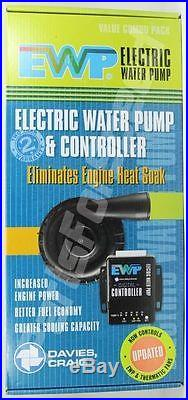 Davies Craig 8030 EWP115 Remote Electric Water Pump Kit