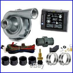 Davies Craig EWP150 Alloy Electric Water Pump & Digital Controller Kit 12v 8970