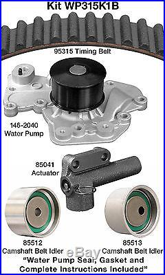 Dayco Engine Timing Belt Kit With Water Pump Water Pump Kit Without Seals