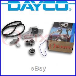Dayco Timing Belt Water Pump Kit 05-08 Acura RL OEM Upgrade Tensioner Idler yq