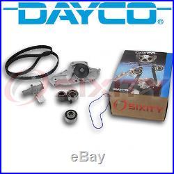 Dayco Timing Belt Water Pump Kit 05-13 Honda Pilot 3.5L V6 OEM Upgrade ws