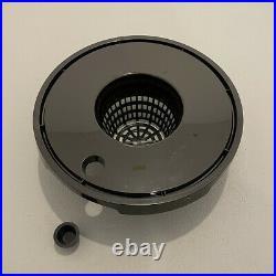 Deep Water Culture (DWC) Hydroponic Kit, 4 Lids, Air Pump, Air Stones, Tubing