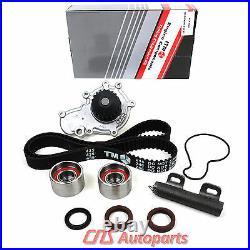 Dodge Mitsubishi 2.0L 420A Timing Belt Hydraulic Tensioner Kit with Water Pump