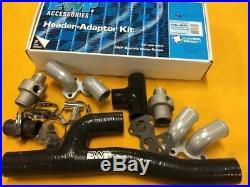 EWP adaptor GM LS Series Electric water pump fitting kit Davies Craig 8650