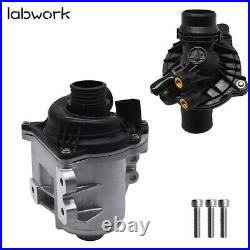 Electric Engine Water Pump With Thermostat For BMW N54 N55 3.0L 135i 335i 535i