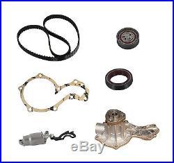 Engine Timing Belt Kit with Water Pump CRP PP262LK2 fits 97-99 VW Jetta 2.0L-L4