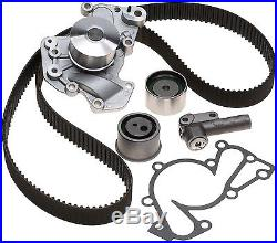 Engine Timing Belt Kit with Water Pump-Includes Water Pump ACDELCO PRO TCKWP315