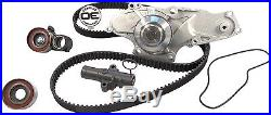 Engine Timing Belt Kit with Water Pump-Includes Water Pump ACDELCO PRO TCKWP329
