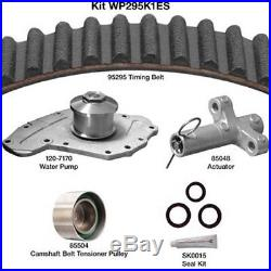 Engine Timing Belt Kit with Water Pump-Water Pump Kit withSeals DAYCO WP295K1ES