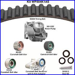 Engine Timing Belt Kit with Water Pump-Water Pump Kit withSeals DAYCO WP304K1AS
