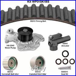 Engine Timing Belt Kit with Water Pump-Water Pump Kit withSeals DAYCO WP315K1BS