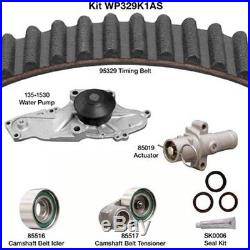 Engine Timing Belt Kit with Water Pump-Water Pump Kit withSeals DAYCO WP329K1AS
