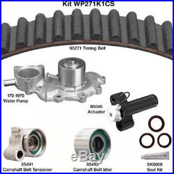 Engine Timing Belt Kit with Water Pump-Water Pump Kit withSeals fits 95-04 Tacoma