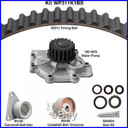 Engine Timing Belt Kit with Water Pump-Water Pump Kit withSeals fits 98-07 V70