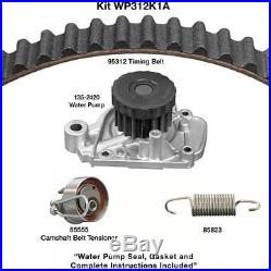 Engine Timing Belt Kit with Water Pump-Water Pump Kit witho Seals Dayco WP312K1A