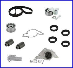 Engine Timing Belt Kit-with Water Pump and Seals CRP PP297LK3