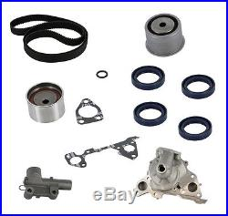 Engine Timing Belt Kit-with Water Pump and Seals CRP fits 03-06 Kia Sorento