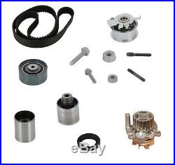Engine Timing Belt Kit-with Water Pump and Seals CRP fits 09-14 VW Jetta