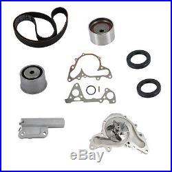 Engine Timing Belt Kit with Water Pump fits 04-08 Mitsubishi Endeavor 3.8L-V6