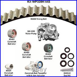 Engine Timing Belt Kit withWater Pump & Seals fits 2002-2009 Subaru Impreza Forest