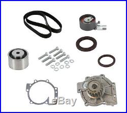 Engine Timing Belt Kit withWater Pump & Seals fits 2003-2005 Volvo S80 CRP/CONTIT