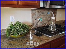 Essential Oil Distillation Kit (Water pump included)